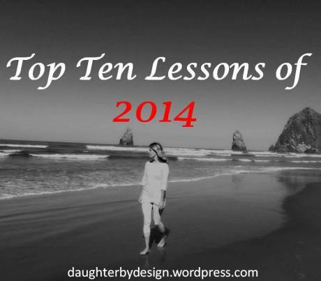 lessons, 2014, lessons from God,